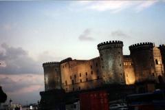 Naples-Castle-Nuovo