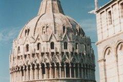 Pisa - Piazza dei Maracoli - The Bapistry