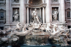 Rome-Trevi-Fountain