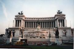 Rome-Victor-Emmanuel-II Monument