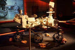 2020 Mars Rover 'Perserverence' model