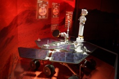 Mars 'Spirit' Rover model