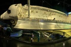 Shuttle panarama