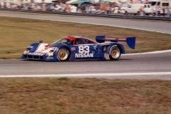 Battered-Nissan-at-Daytona-24